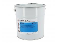 Арт.6119 Самополирующийся крем для кожаного верха, MIRA, ж/б, 1000мл.