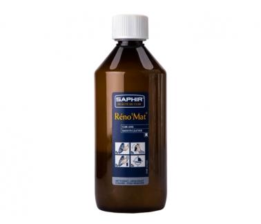 Очиститель для гладкой кожи RENO Mat, пласт. флакон, 500мл.