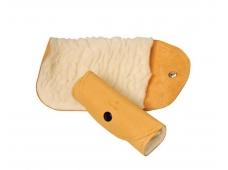 Салфетка-варежка Saphir MEDAILLE, шерстяная