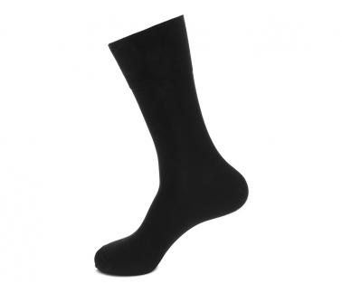 Носки мужские Saphir, черный, хлопок+микромодал+лайкра