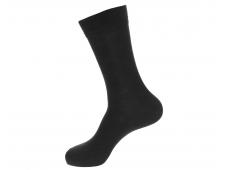 Арт.61501 Носки мужские Saphir, черный, хлопок+микромодал+лайкра