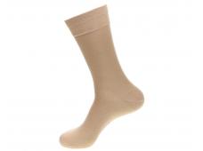 Арт.63504 Носки мужские Saphir, бежевый, бамбук+нейлон комфорт