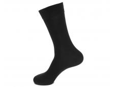 Арт.63801 Носки мужские Saphir, черный, хлопок+нейлон комфорт