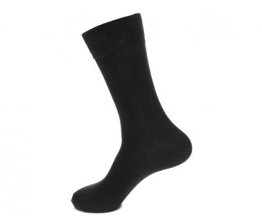 Носки мужские Saphir, черный, шерсть+бамбук